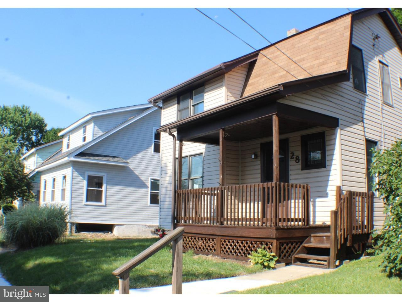 Casa Unifamiliar por un Venta en 28 W CHELTON Road Parkside, Pennsylvania 19015 Estados Unidos
