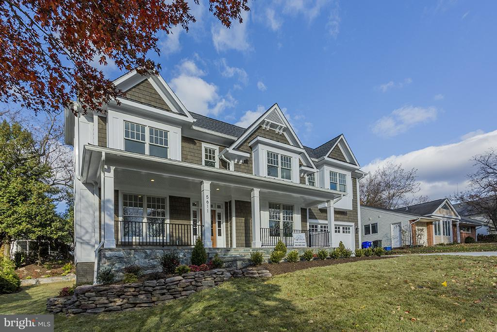 Single Family Home for Sale at 5611 Durbin Road 5611 Durbin Road Bethesda, Maryland 20814 United States