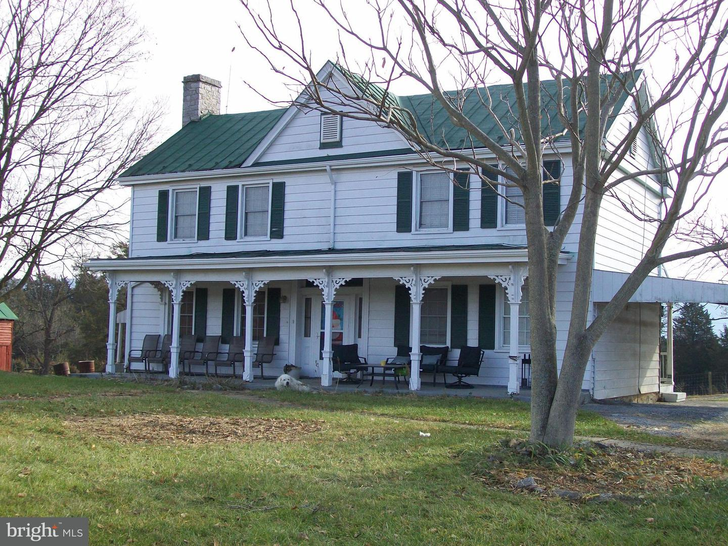 Farm for Sale at 27812 Old Valley Pike Toms Brook, Virginia 22660 United States