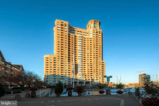Condominium for Rent at 100 Harborview Dr #1702 Baltimore, Maryland 21230 United States