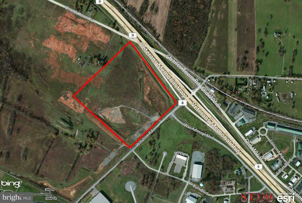 Commercial for Sale at 0 Wiltshire Rd Ranson, West Virginia 25438 United States