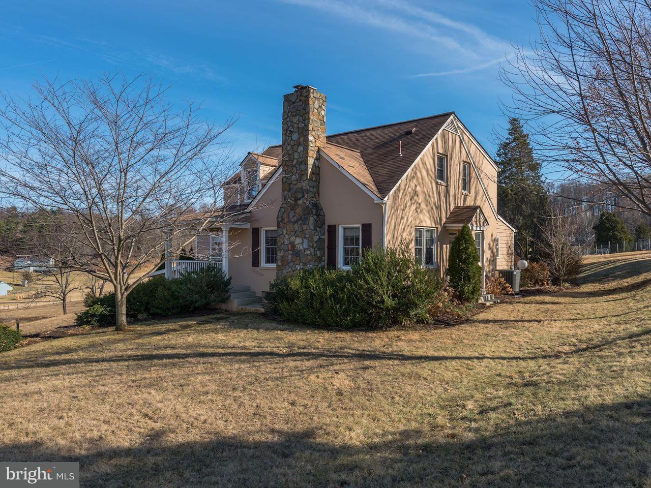Single Family for Sale at 38993 Hughesville Rd Hamilton, Virginia 20158 United States