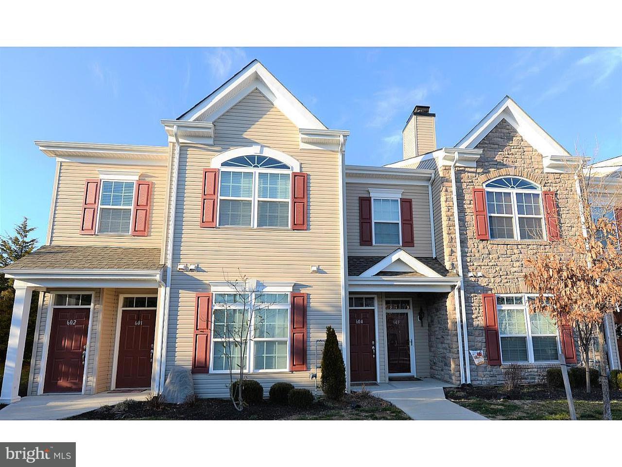 Casa Unifamiliar por un Alquiler en 604 VAN GOGH Court Williamstown, Nueva Jersey 08094 Estados UnidosEn/Alrededor: Monroe Township