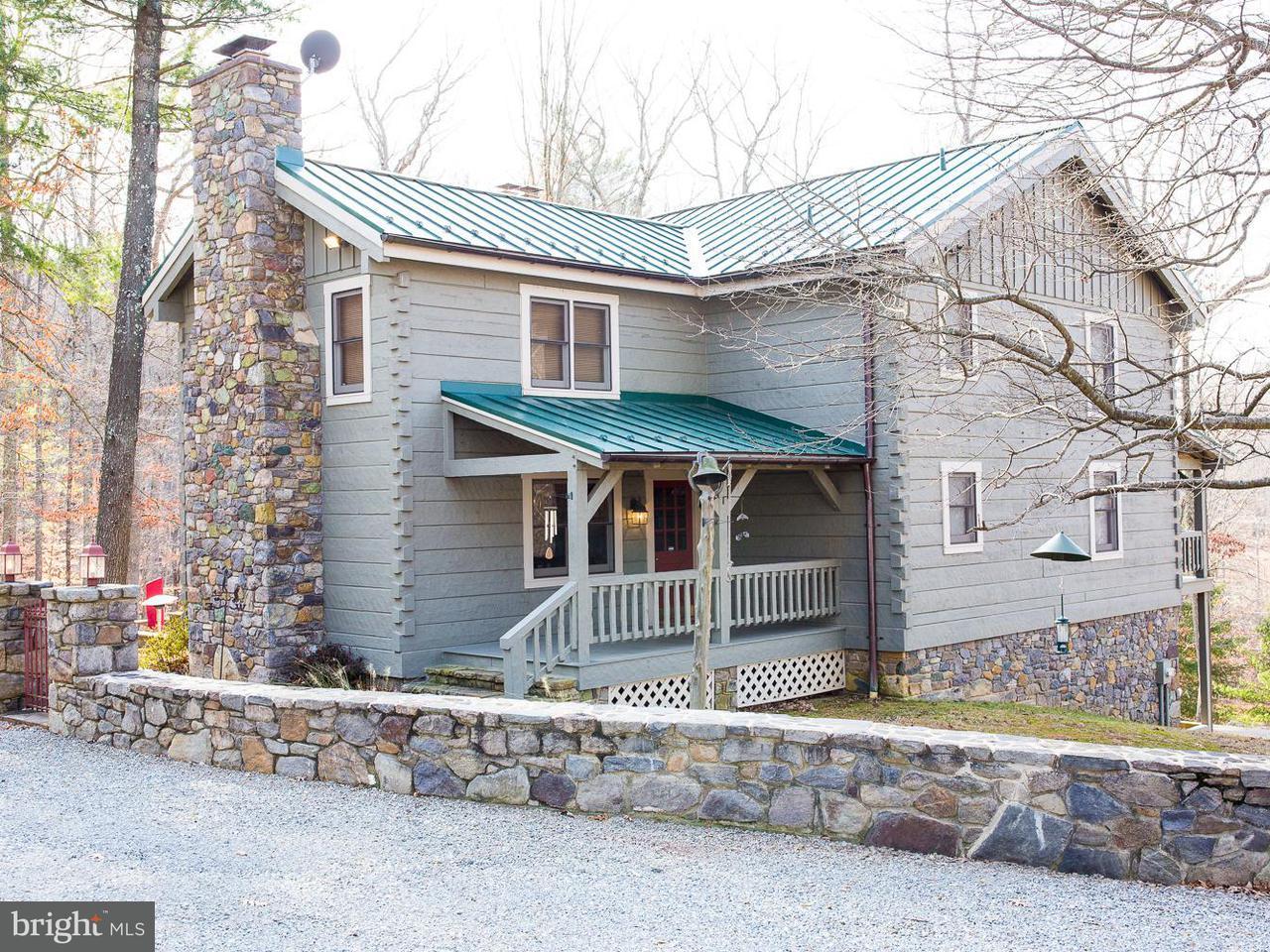 独户住宅 为 销售 在 3811 Ebenezer Road 3811 Ebenezer Road Bluemont, 弗吉尼亚州 20135 美国
