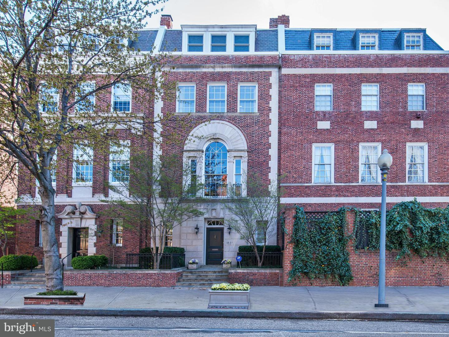 Single Family for Sale at 1821 23rd St NW Washington, District Of Columbia 20008 United States