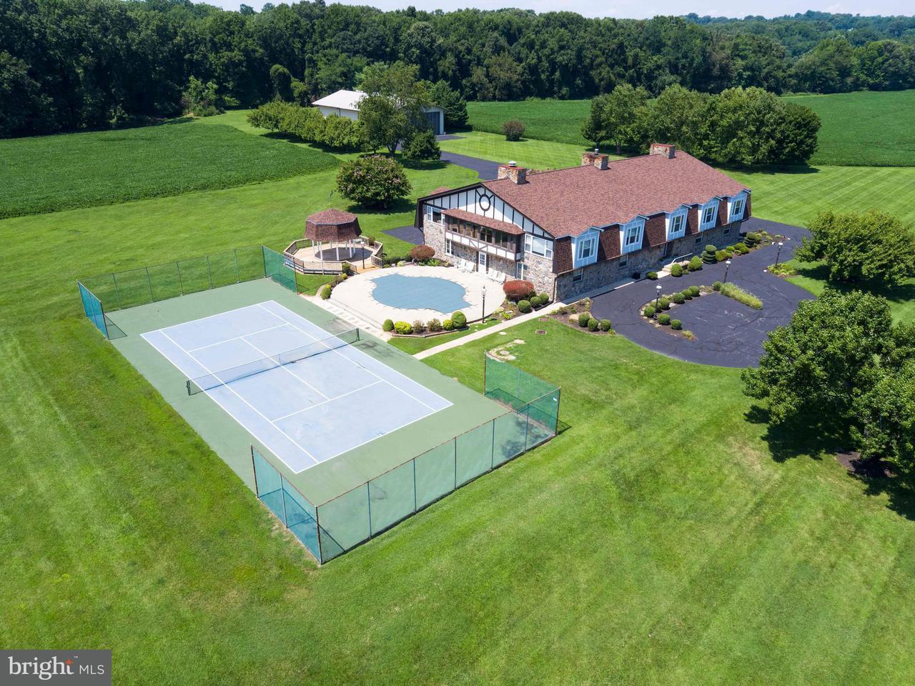 Ferme pour l Vente à 9100 Lanseair Farm 9100 Lanseair Farm Welcome, Maryland 20693 États-Unis