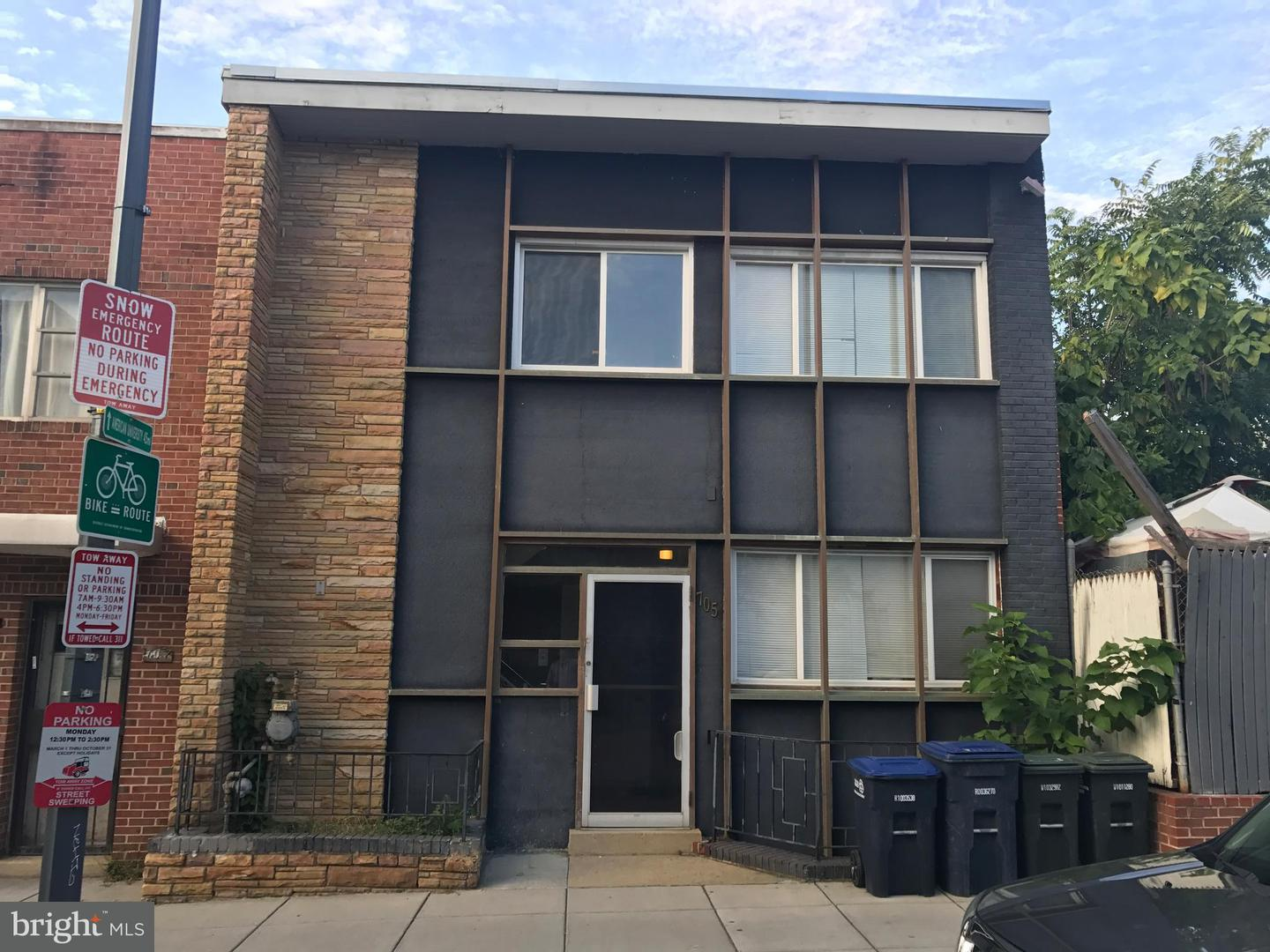 Single Family for Sale at 705 Kenyon St NW Washington, District Of Columbia 20010 United States