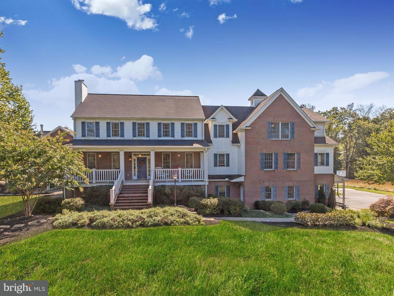 Частный односемейный дом для того Продажа на 5027 Kemp Road 5027 Kemp Road Reisterstown, Мэриленд 21136 Соединенные Штаты