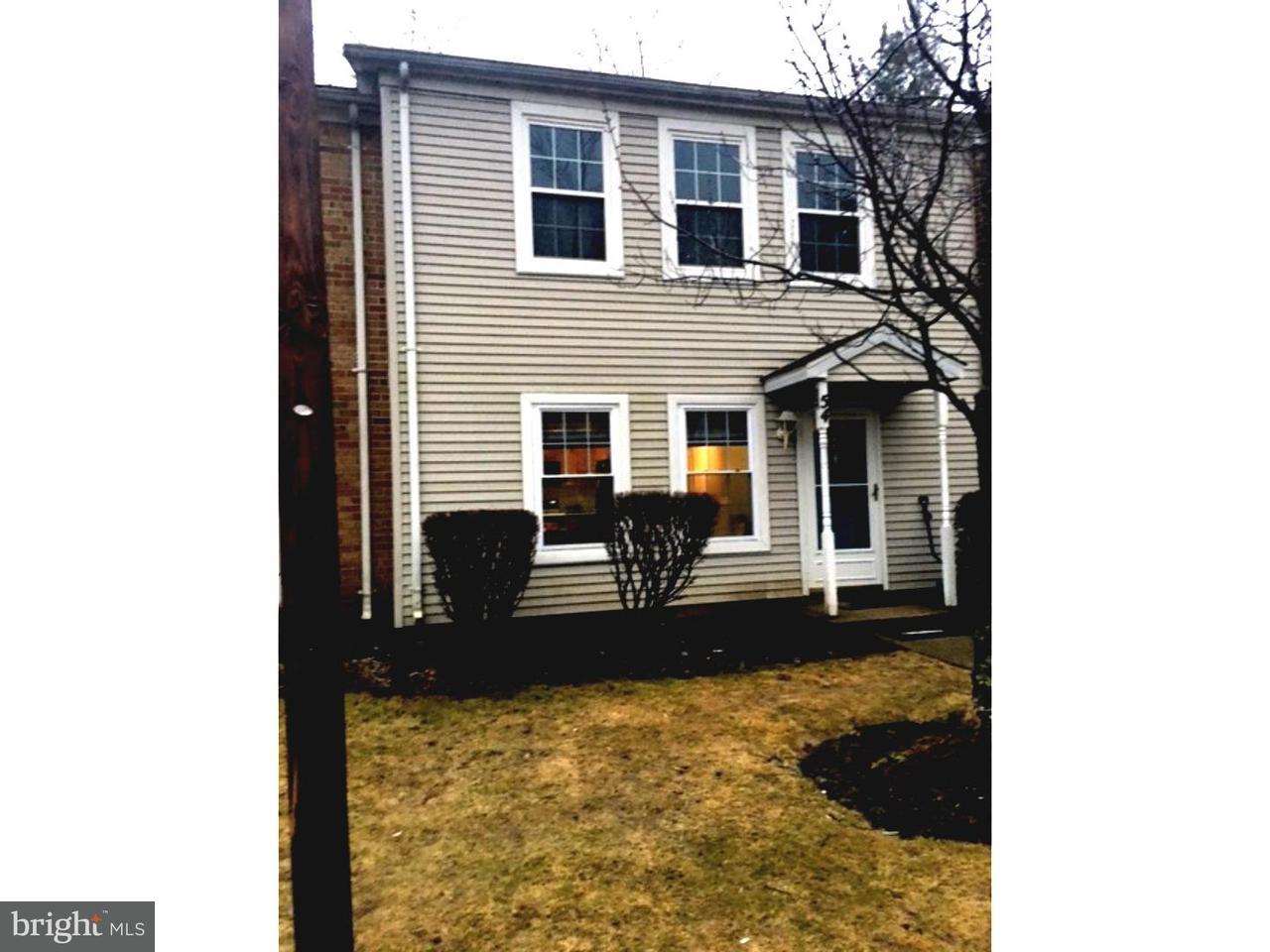 Maison accolée pour l à louer à 54 LAFAYETTE Court North Brunswick, New Jersey 08902 États-Unis