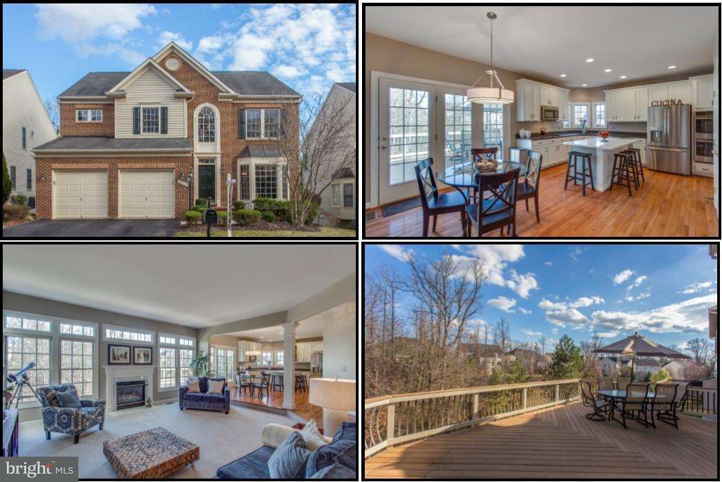 一戸建て のために 売買 アット 8613 James Creek Drive 8613 James Creek Drive Springfield, バージニア 22152 アメリカ合衆国