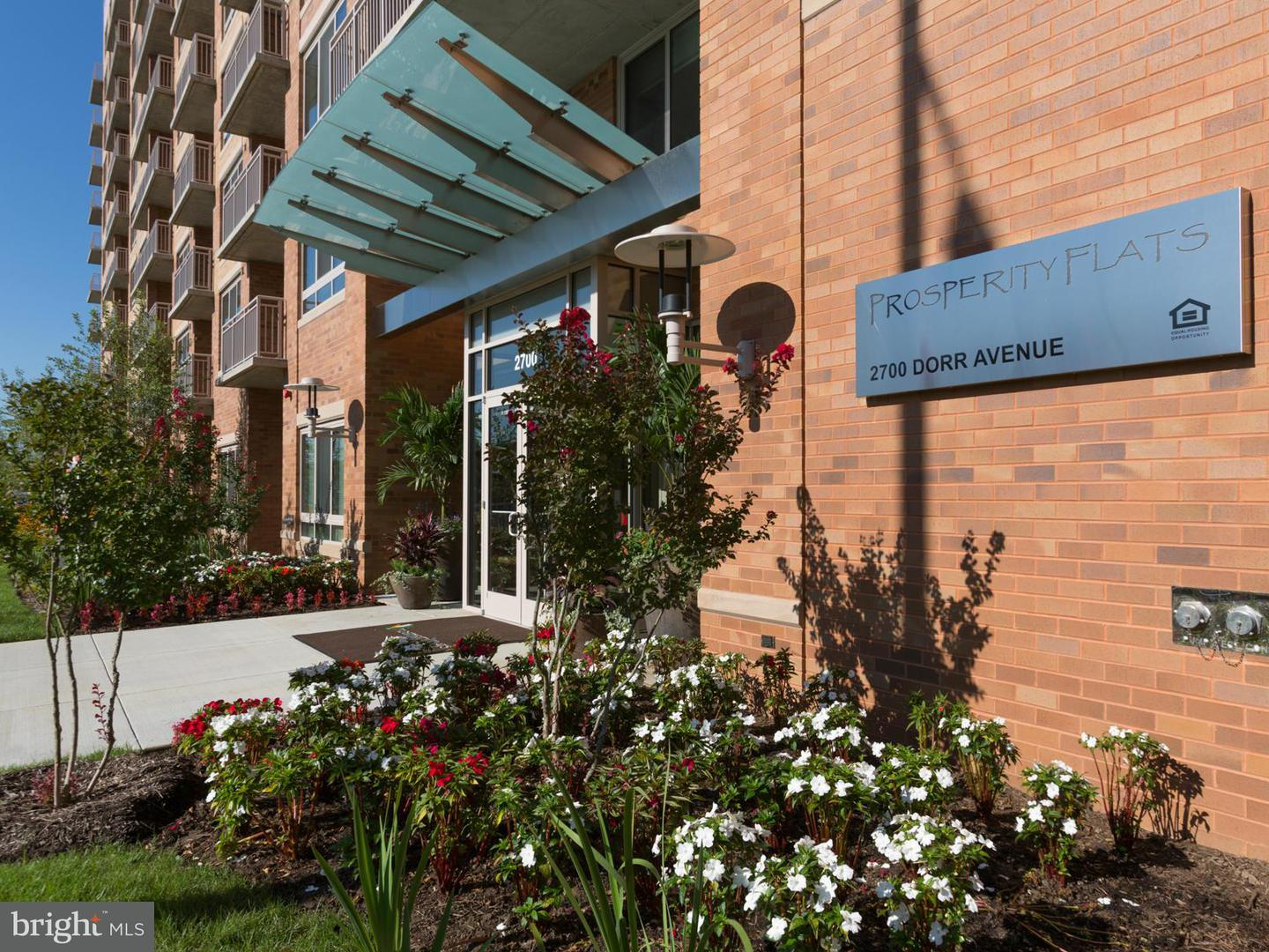 Additional photo for property listing at 2700 Dorr Avenue Ave N #202  Fairfax, Virginia 22031 United States