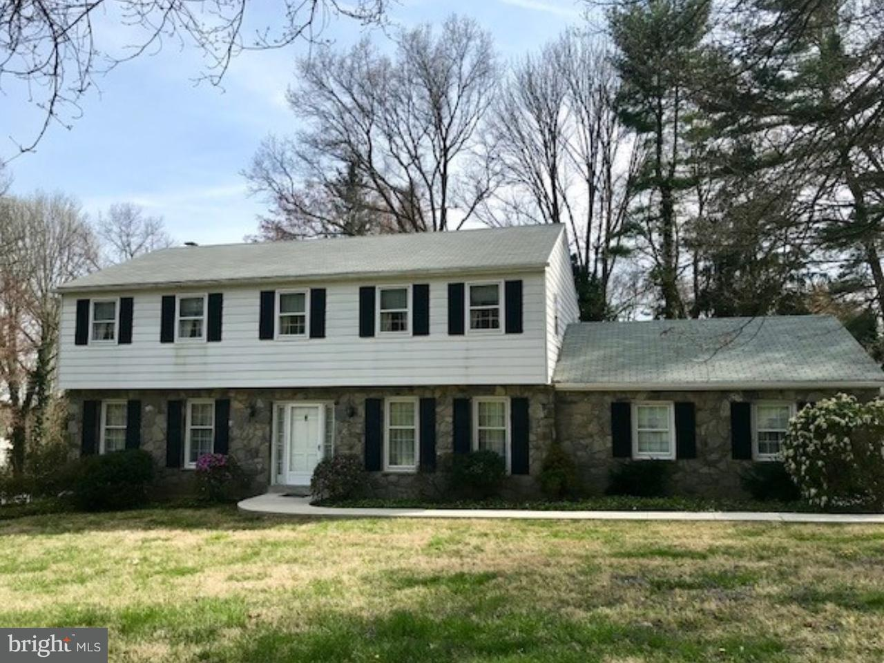 Single Family Home for Sale at 2 BRIARCREST Drive Rose Valley, Pennsylvania 19086 United States