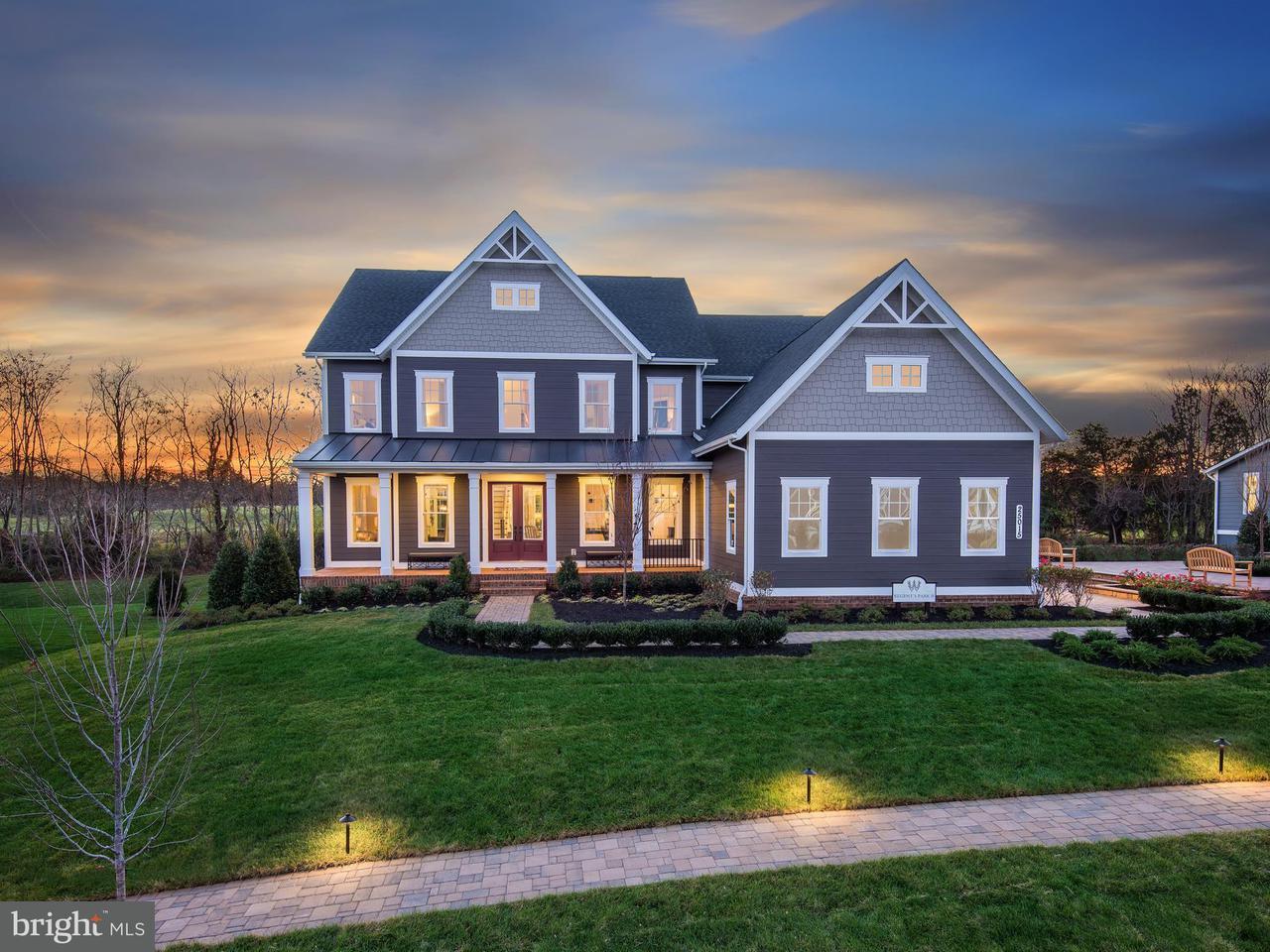 Casa Unifamiliar por un Venta en Linwood Manor Place Linwood Manor Place Ashburn, Virginia 20148 Estados Unidos