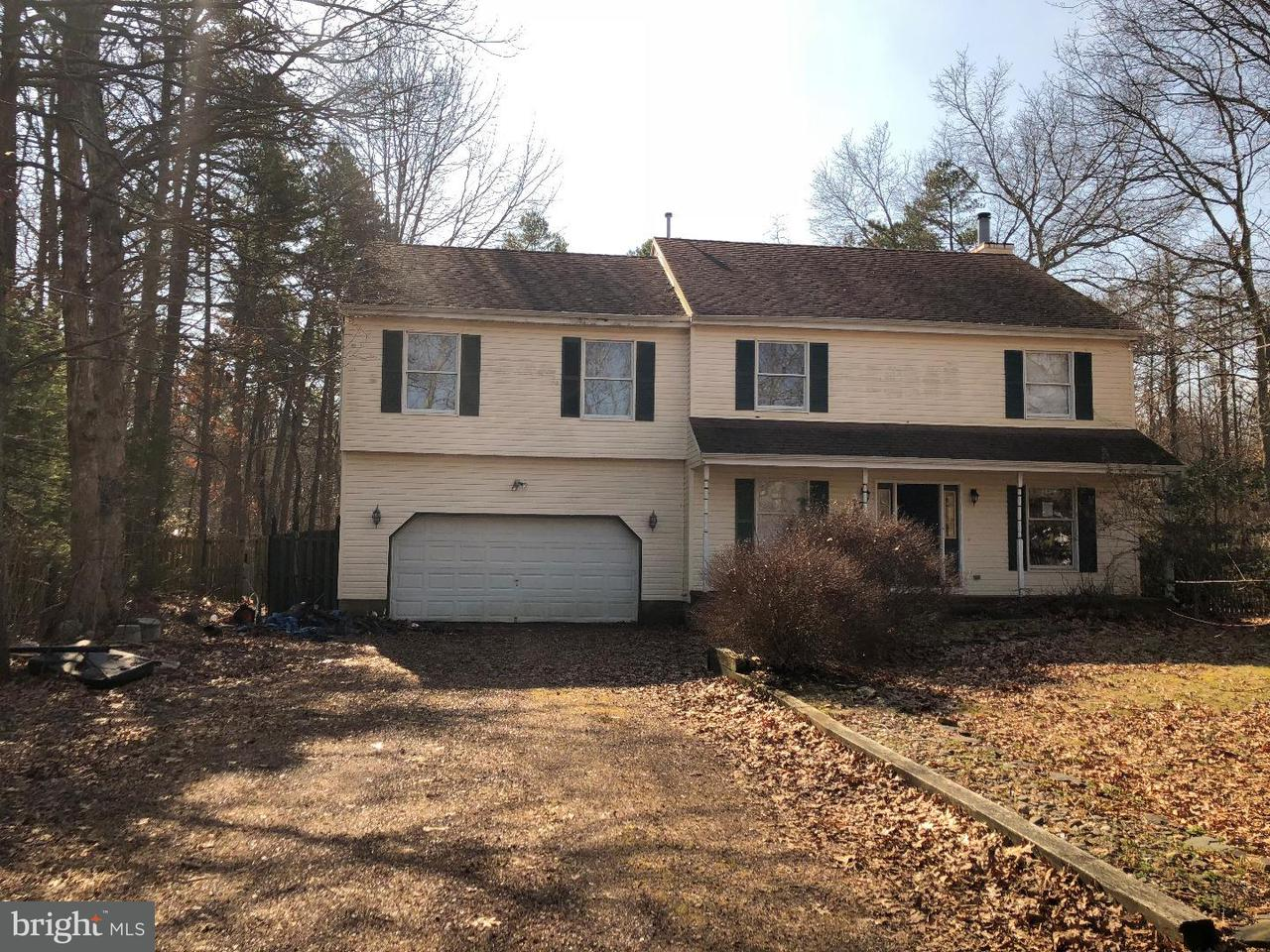 Single Family Home for Sale at 77 JOHNSON Street Waretown, New Jersey 08758 United States