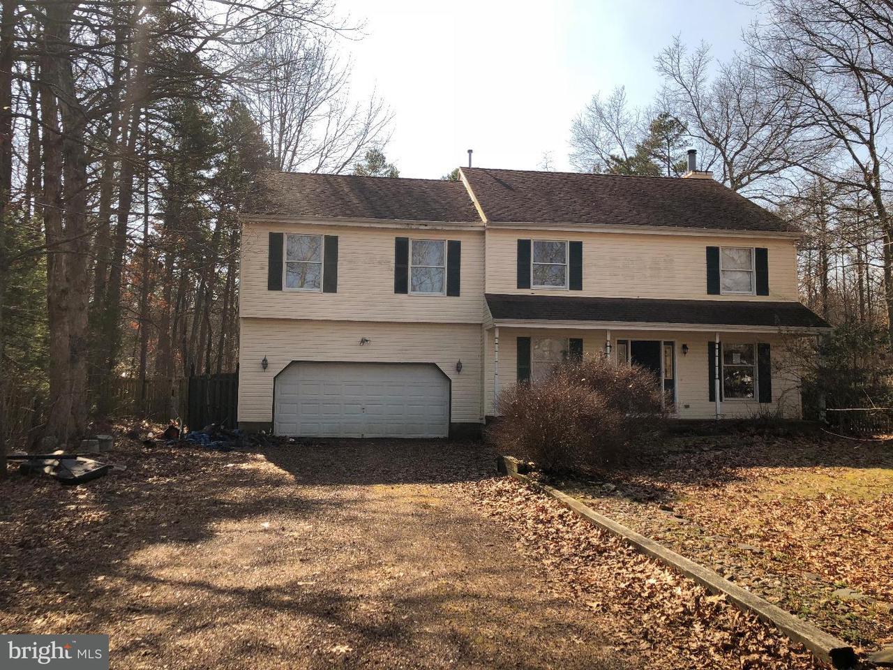Enfamiljshus för Försäljning vid 77 JOHNSON Street Waretown, New Jersey 08758 Usa