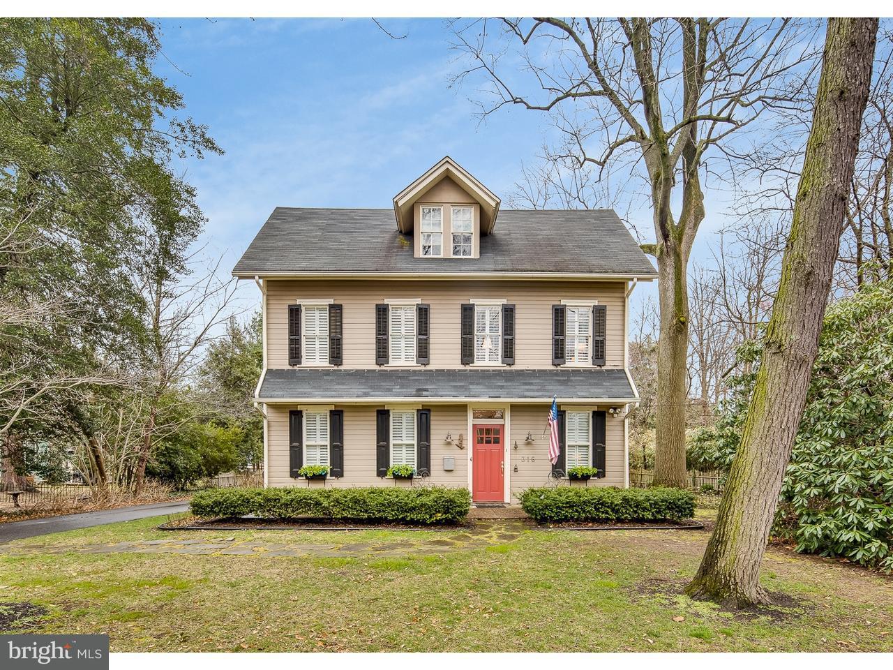 Частный односемейный дом для того Продажа на 316 CLIFF Avenue Edgewater Park, Нью-Джерси 08010 Соединенные Штаты