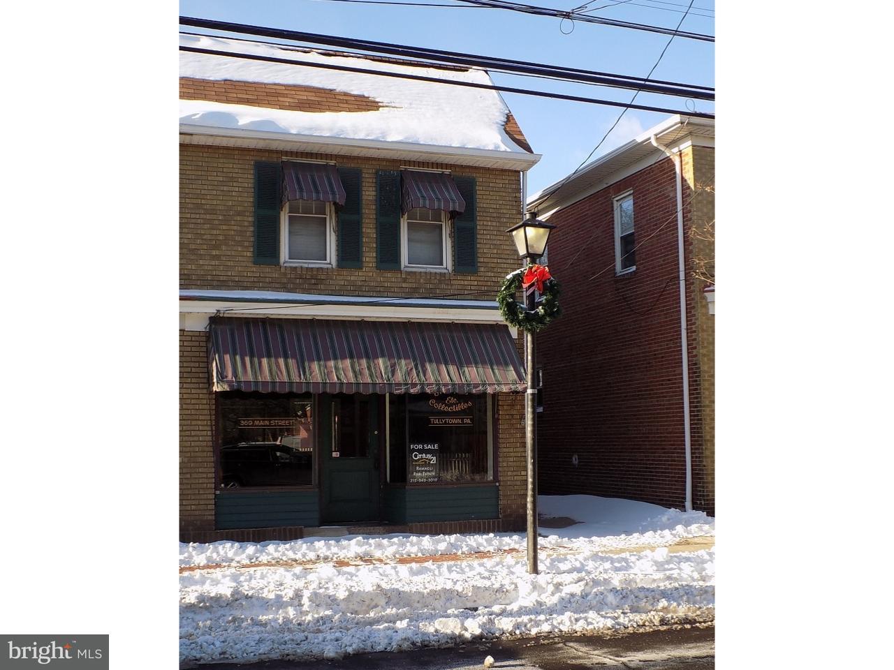 独户住宅 为 销售 在 369 MAIN Street Tullytown, 宾夕法尼亚州 19007 美国