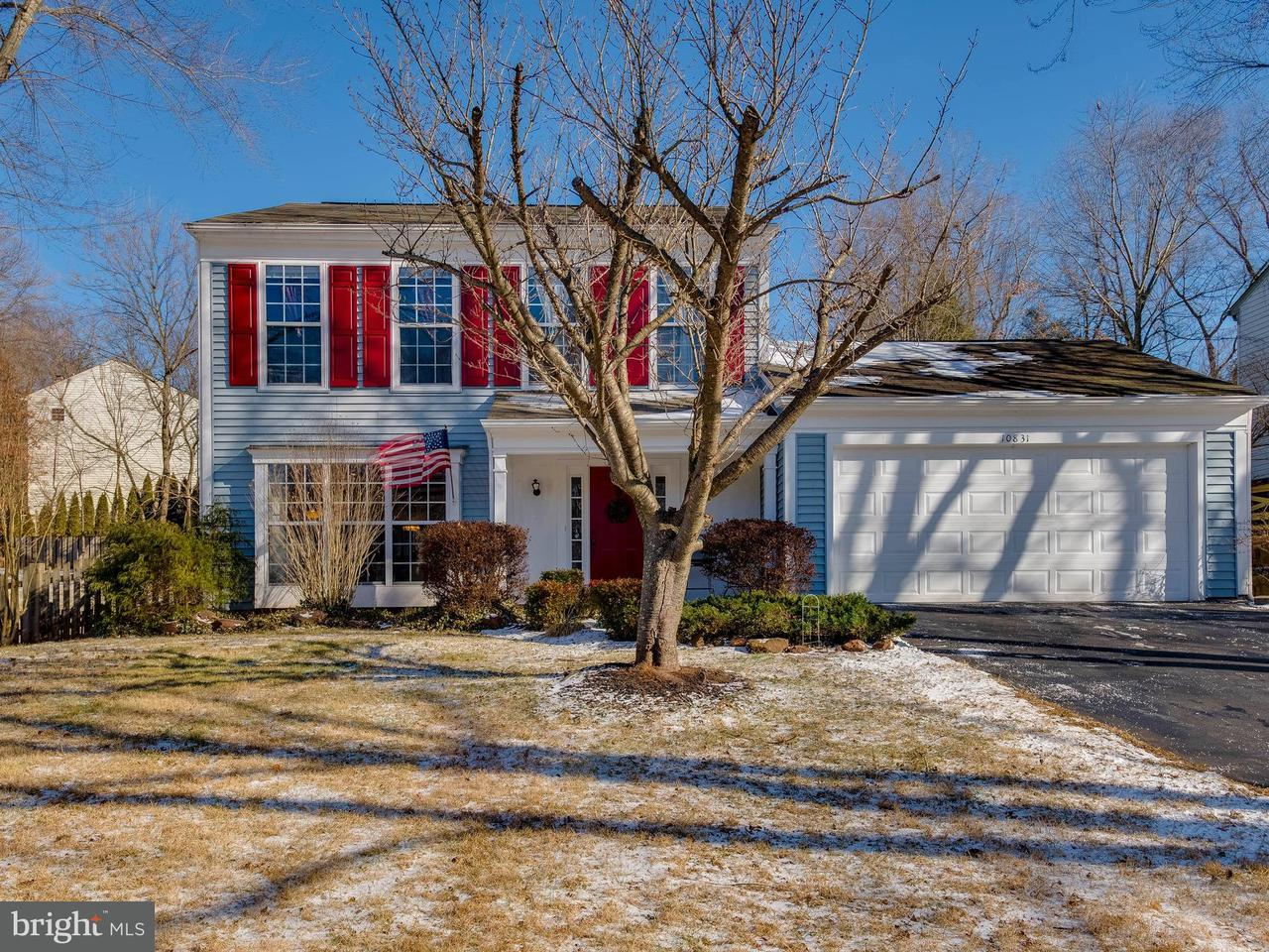 Single Family Home for Sale at 10831 Monticello Drive 10831 Monticello Drive Great Falls, Virginia 22066 United States