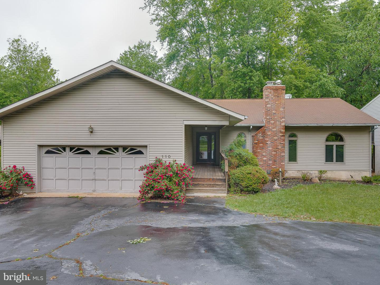 Single Family for Sale at 110 Appleview Ct Locust Grove, Virginia 22508 United States