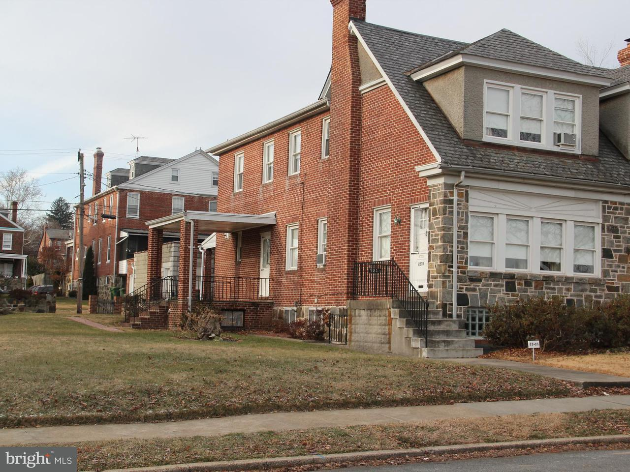 Single Family for Sale at 2235 Chesterfield Ave Baltimore, Maryland 21213 United States