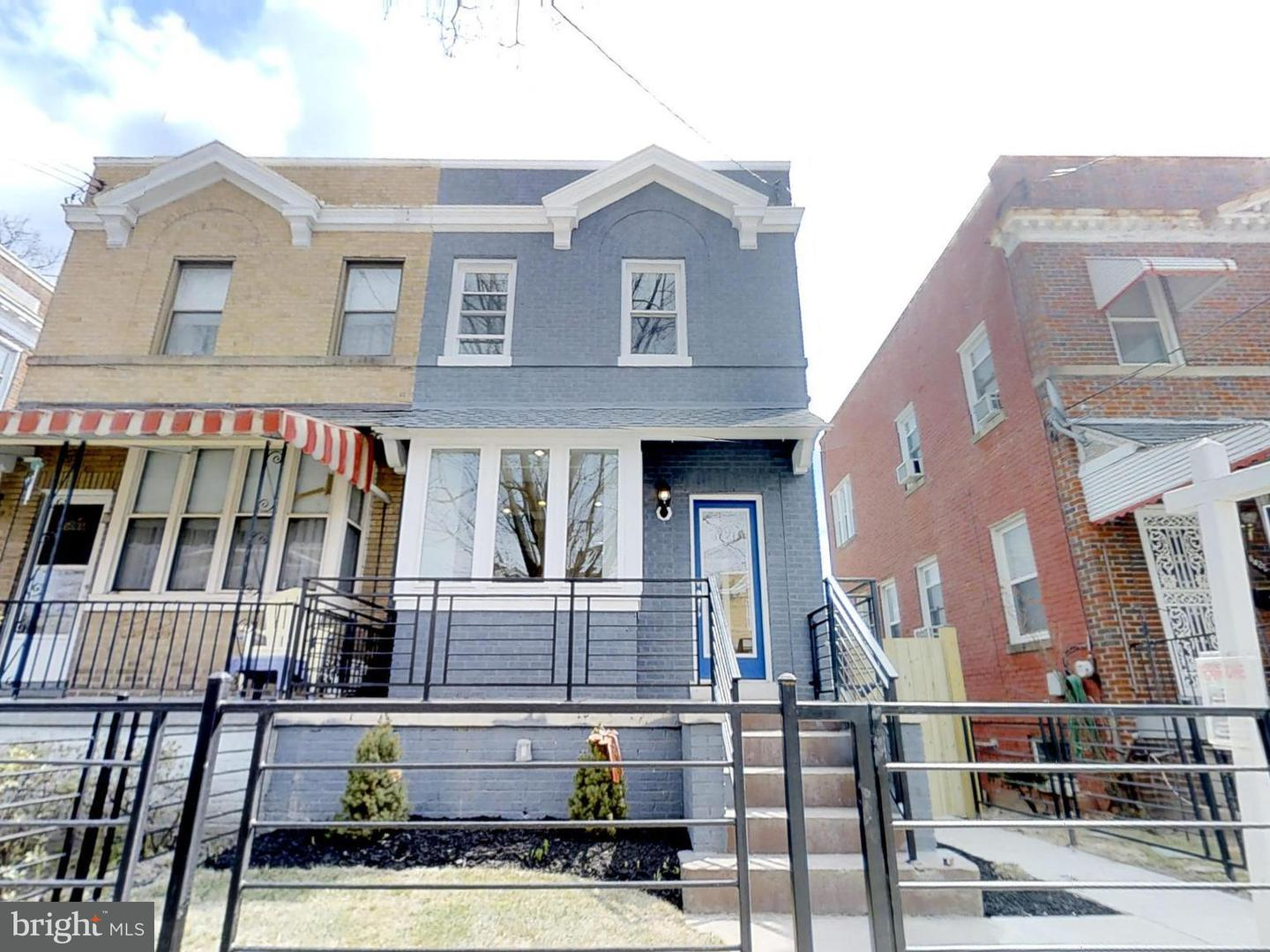 Single Family for Sale at 6427 8th St NW Washington, District Of Columbia 20012 United States