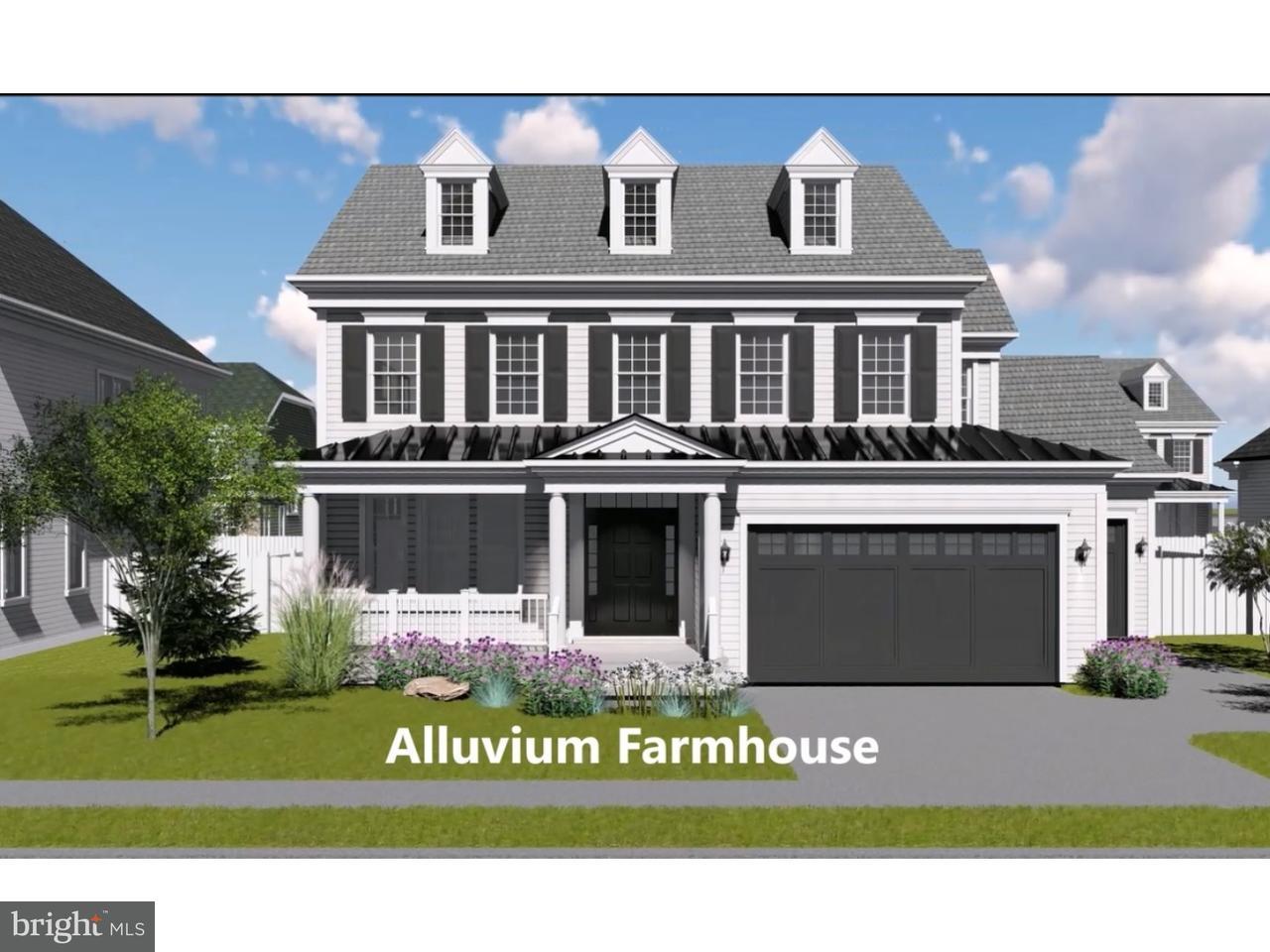 Maison unifamiliale pour l Vente à 203 WINESAP WAY Glassboro, New Jersey 08028 États-Unis