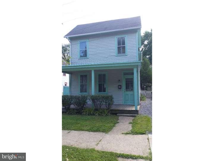 Частный односемейный дом для того Продажа на 18 S GOVERNORS Avenue Dover, Делавэр 19904 Соединенные Штаты