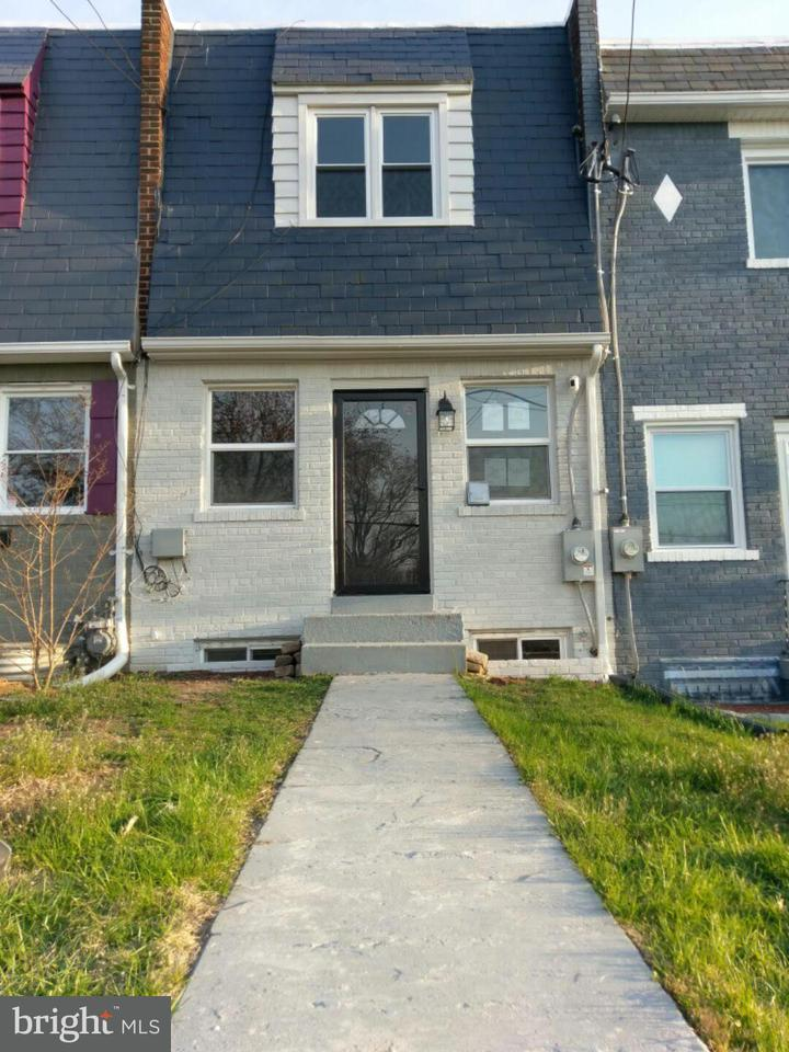 Single Family for Sale at 4203 Hayes St NE Washington, District Of Columbia 20019 United States