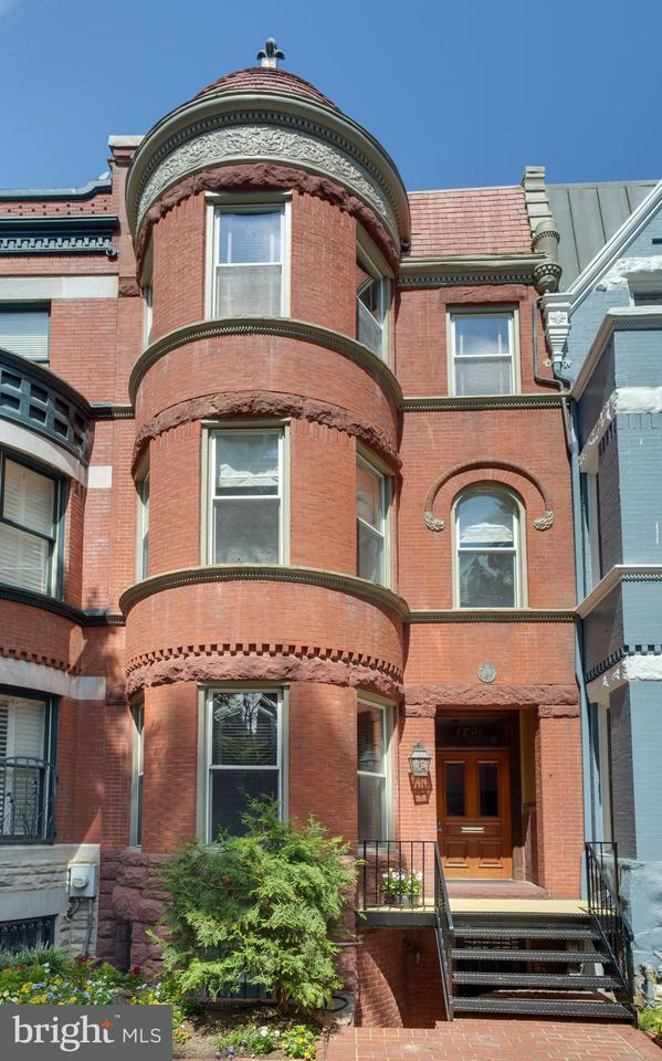Single Family for Sale at 1731 Riggs Pl NW Washington, District Of Columbia 20009 United States