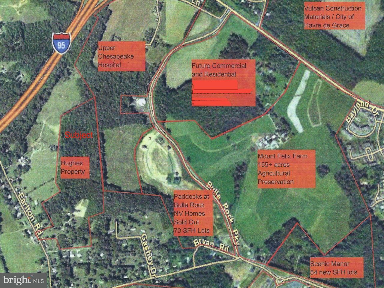 Land für Verkauf beim 734 Earlton Road 734 Earlton Road Havre De Grace, Maryland 21078 Vereinigte Staaten