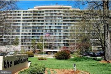 Condominium for Rent at 3333 University Blvd #812 Kensington, Maryland 20895 United States