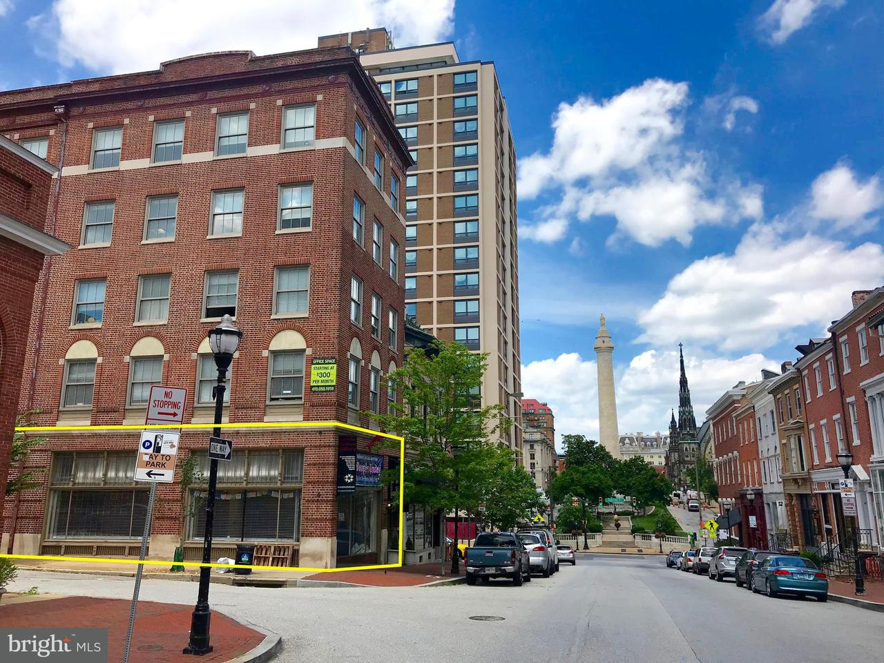Other Residential for Rent at 516 Charles St N Baltimore, Maryland 21201 United States