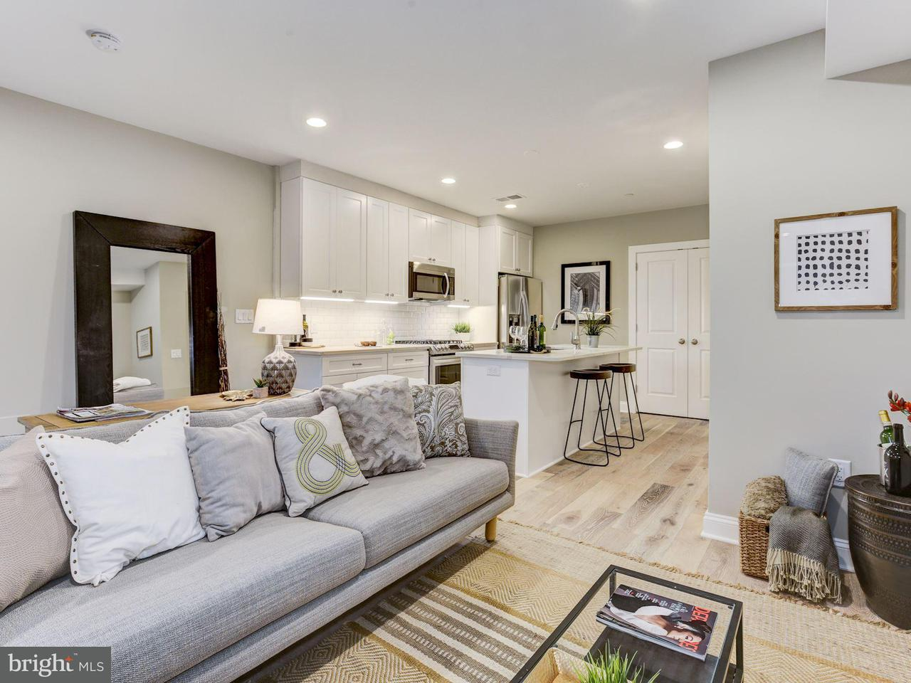 Single Family for Sale at 3123 Warder St NW #1 Washington, District Of Columbia 20010 United States
