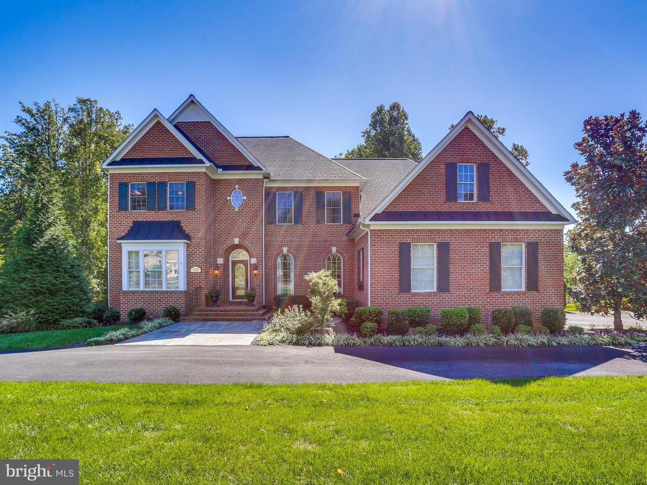 Single Family Home for Sale at 3223 Huntersworth 3223 Huntersworth Glenwood, Maryland 21738 United States