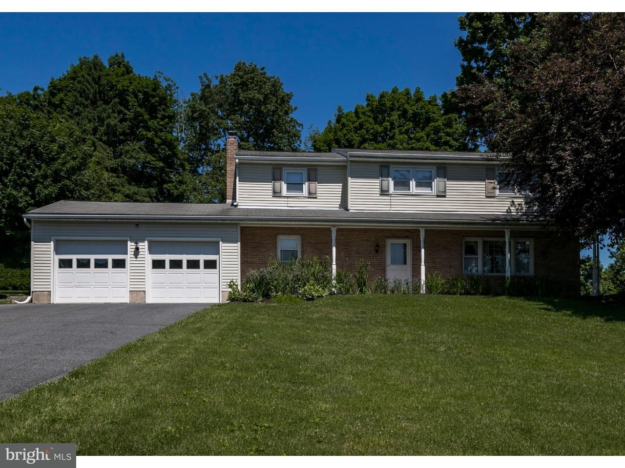 Single Family Home for Sale at 40 CLAY SLATE Road Oley, Pennsylvania 19547 United States