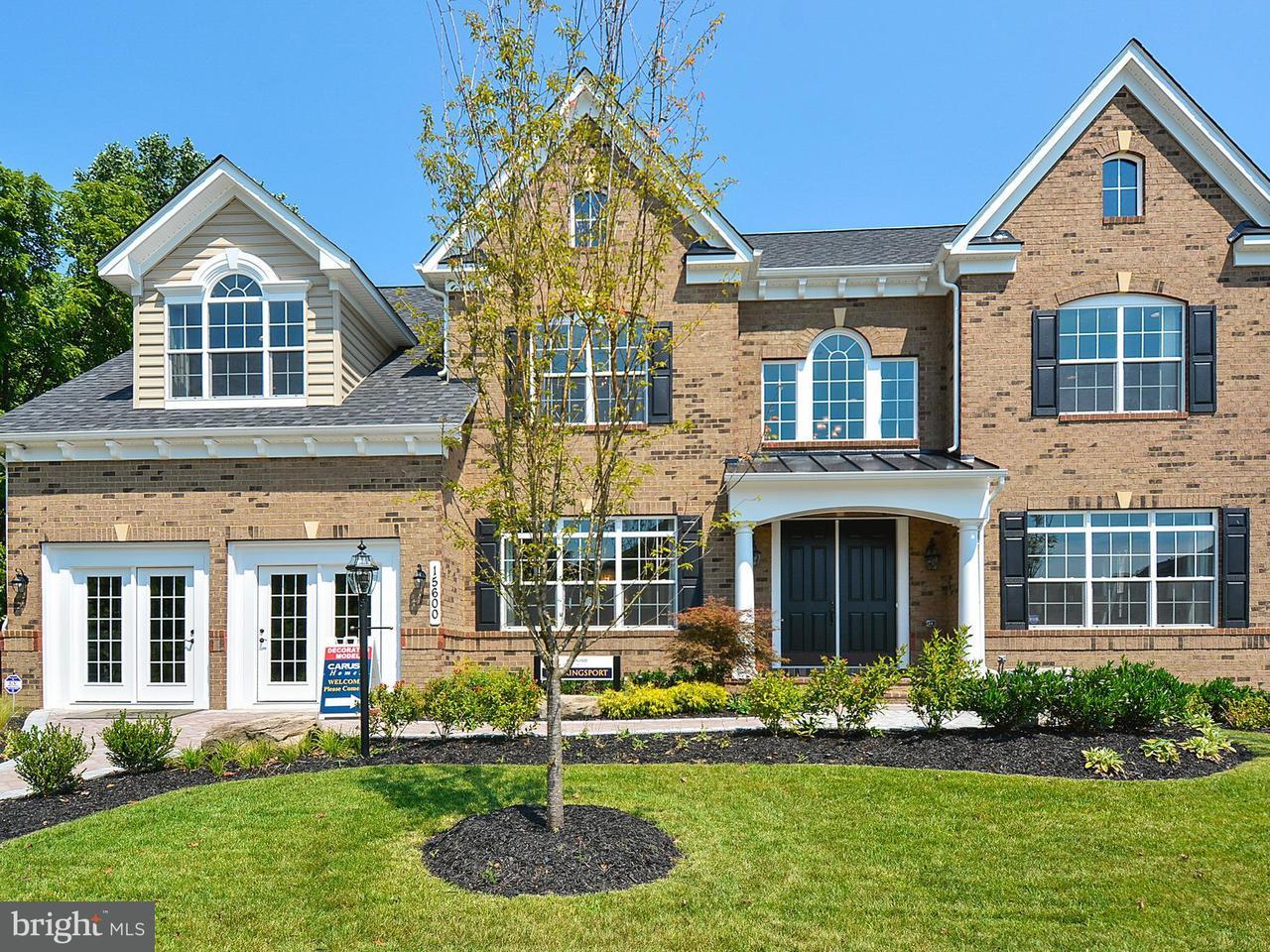 Einfamilienhaus für Verkauf beim 26220 Johnson Drive 26220 Johnson Drive Damascus, Maryland 20872 Vereinigte Staaten