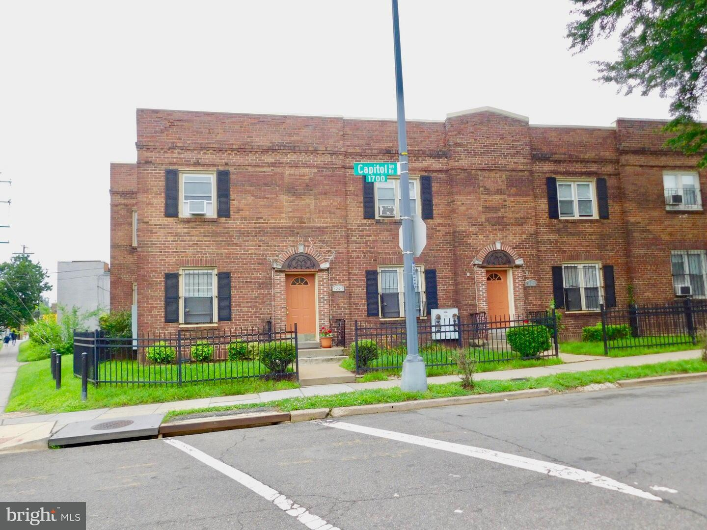 Other Residential for Sale at 17251727 Capitol Ave NE Washington, District Of Columbia 20002 United States