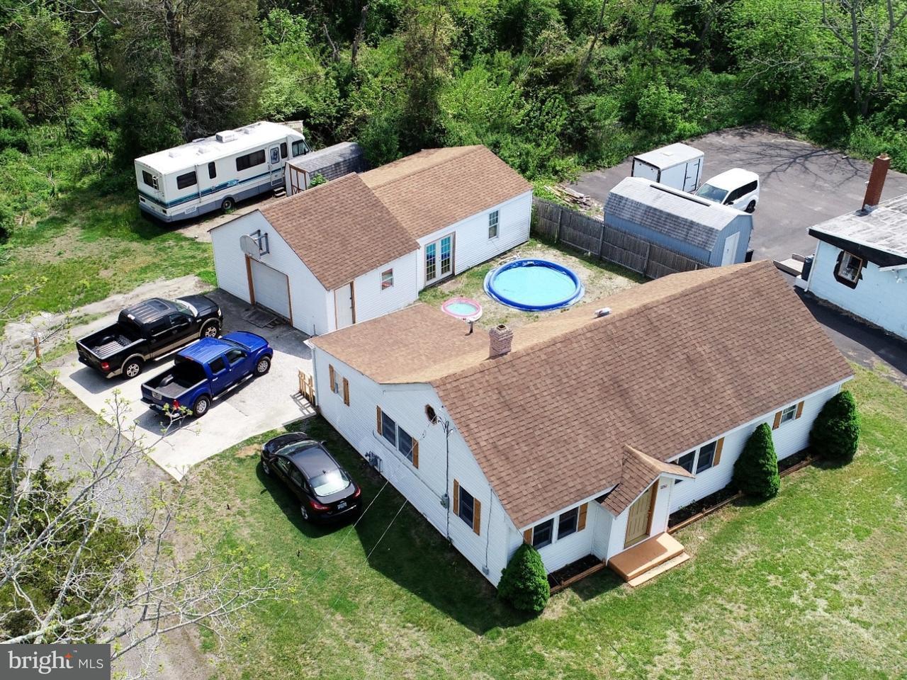 Maison unifamiliale pour l Vente à 1230 ROUTE 9 S Cape May Court House, New Jersey 08210 États-Unis