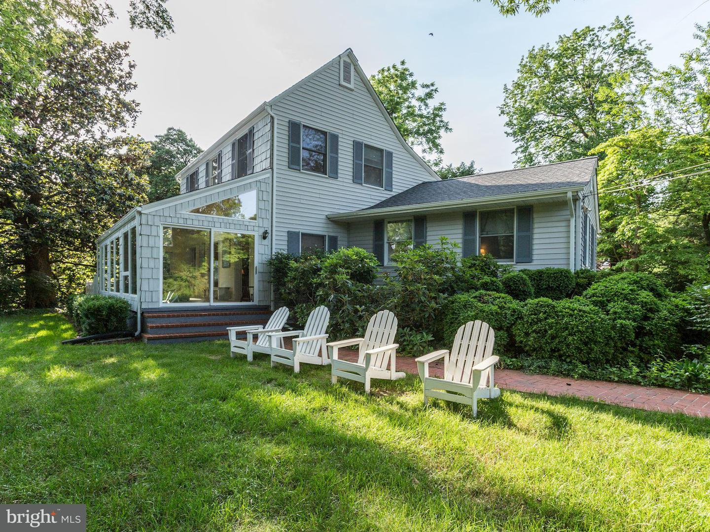 Single Family for Sale at 744 Bywater Rd Gibson Island, Maryland 21056 United States