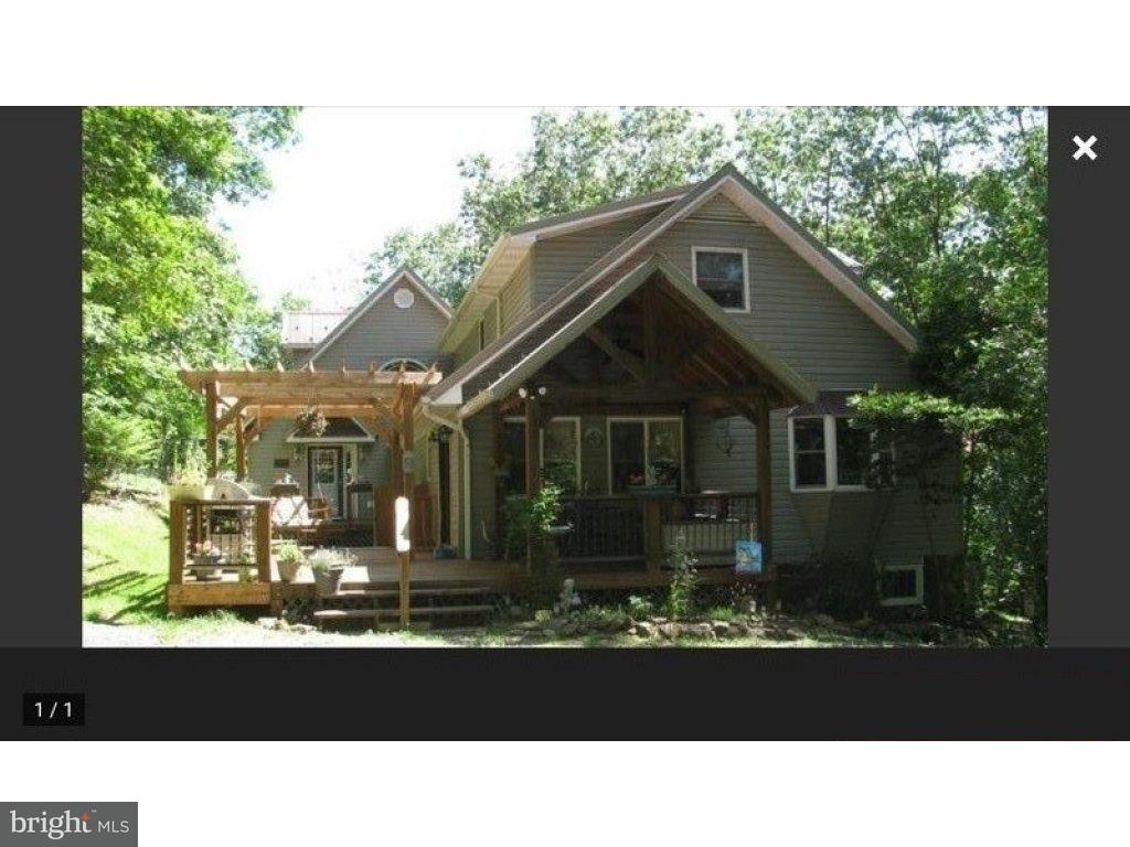 Single Family for Sale at 200 Rabbit Ridge Ln Old Fields, West Virginia 26845 United States