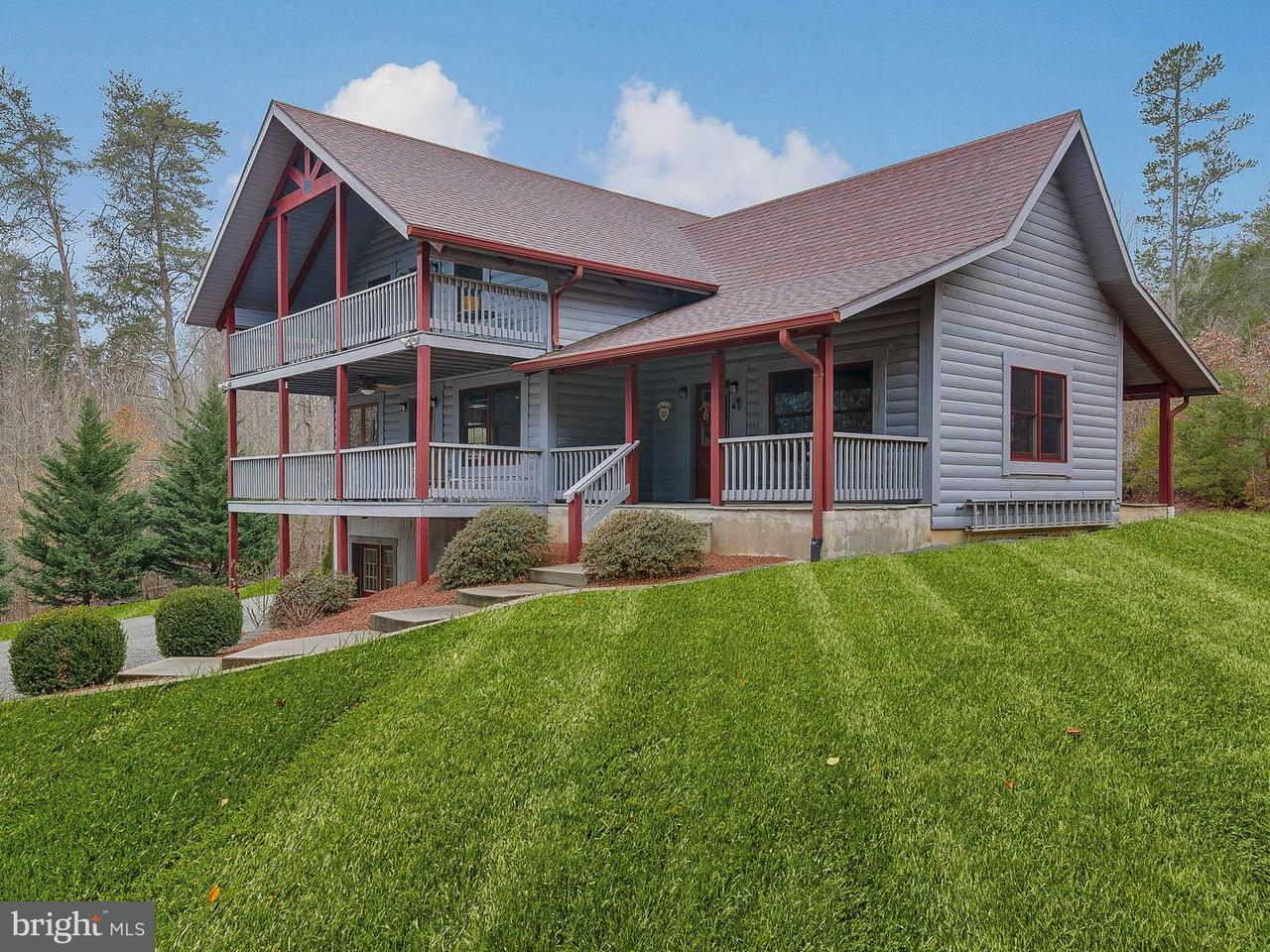 Maison unifamiliale pour l Vente à 16020 Carrington Court 16020 Carrington Court Mineral, Virginia 23117 États-Unis