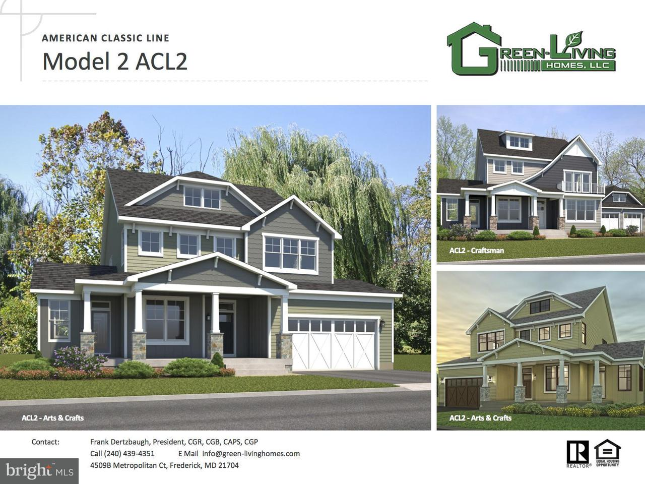 Single Family for Sale at Lot 28 Mountaineers Way Emmitsburg, Maryland 21727 United States