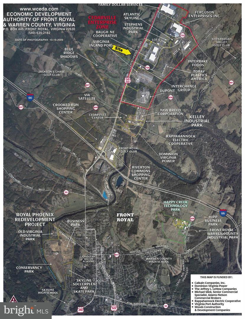 Land for Sale at Winchester Rd Front Royal, Virginia 22630 United States