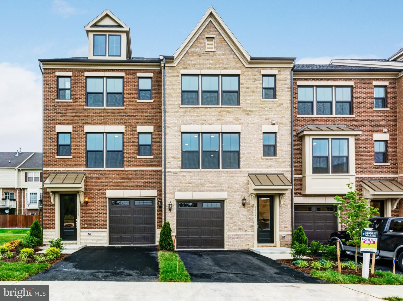 Townhouse for Sale at 3679 Ambrose Hills Road 3679 Ambrose Hills Road Falls Church, Virginia 22041 United States