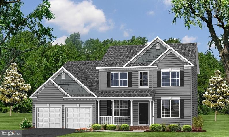 Single Family Home for Sale at 29789 Eldorado Farm Drive 29789 Eldorado Farm Drive Mechanicsville, Maryland 20659 United States