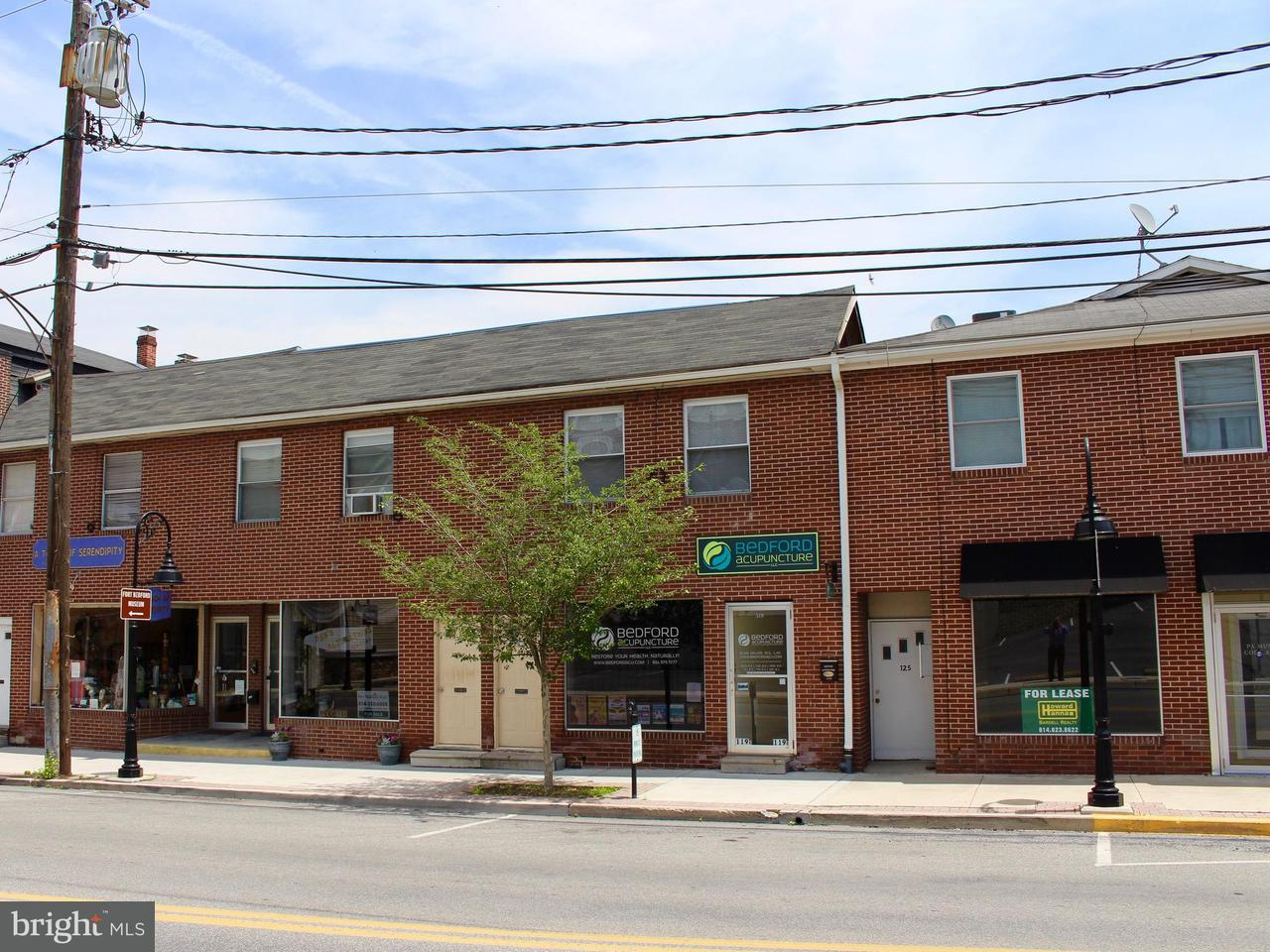 Commercial for Sale at 117 Richard St S Bedford, Pennsylvania 15522 United States