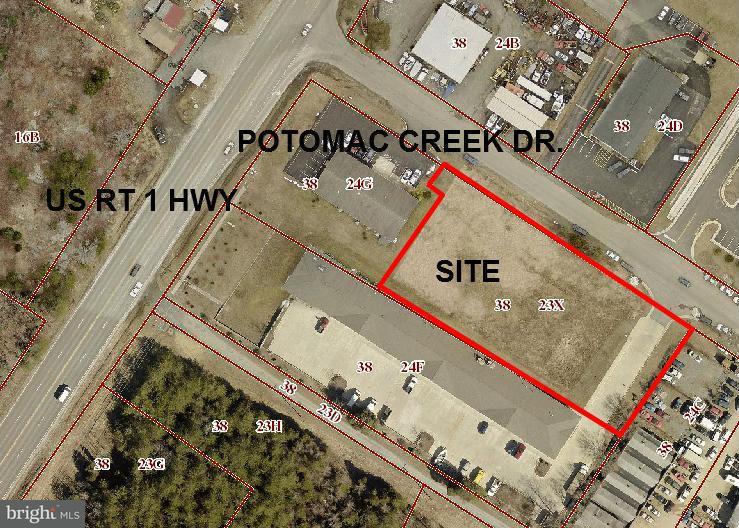 Photo of home for sale at Potomac Creek, Fredericksburg VA