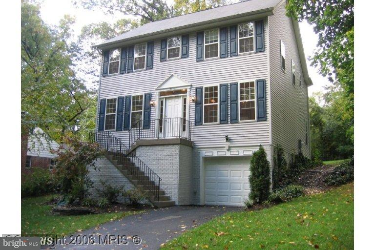Single Family Home for Sale at 8010 Valley Street 8010 Valley Street Silver Spring, Maryland 20910 United States