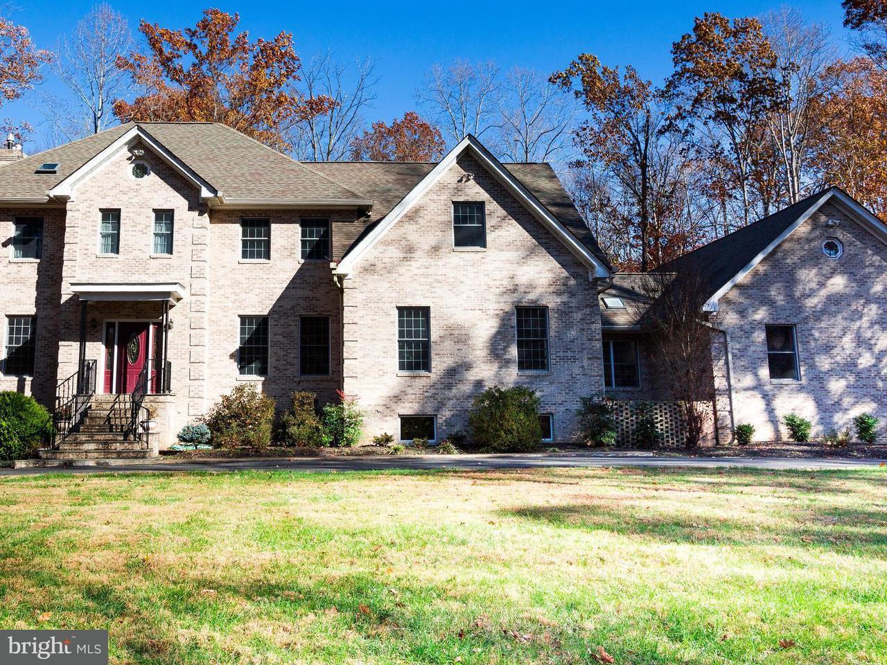 단독 가정 주택 용 매매 에 16 Winning Colors Road 16 Winning Colors Road Stafford, 버지니아 22556 미국