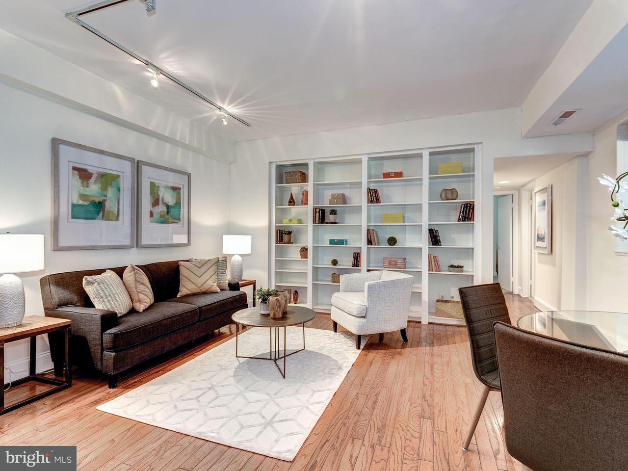 Condominium for Sale at 2127 California St NW #102 Washington, District Of Columbia 20008 United States